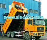 SHACMAN de Vrachtwagen van de de vorm8X4 Kipper van U