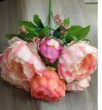 Fleur artificielle de la pivoine fête de mariage decoration