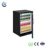 Kleiner Gegenoberseite-Getränkekühlraum (LG-128M)