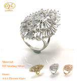 2017 Hot Sales Fashion Jewelry Rings em março HK International Jewelry Show para presente com Guangzhou Factory Price (R10468)