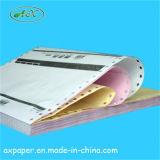 roulis de papier de papier thermosensible de position de papier d'argent comptant de 80mm*80mm