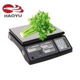 Precio electrónico de escritorio que pesa la escala de Digitaces para los vehículos