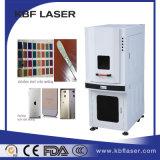 Macchina dell'indicatore del laser della fibra per l'alluminio della marcatura, penna, metallo
