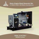 Geradores Diesel pstos por Deutz Motor com elevado desempenho