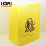 Luxus aufbereiteter hochwertiger Papierbeutel für Verschiffen und Nahrungsmittelverpackung