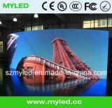 Visualizzazione di LED esterna P12 per fare pubblicità