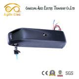 tipo bateria da câmara de ar de 36V 14.5ah para baixo de Ebike com BMS interno
