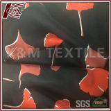 Hochwertiges gutes vertikales Hersteller-Blumendruck-Silk Satin-Gewebe