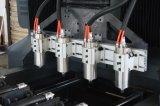 회전하는 장치를 가진 층계 가구 손잡이지주 Buddha CNC 조판공