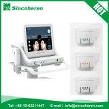 Home Device Korea Tech 2D Hifu Machine Face Lift 2016 Hifu Body Slimming Machine à vendre