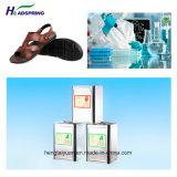 PU Matériel pour les pantoufles et sandale chaussure DIP Sole a-5005/B-5002