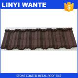 Vendita calda in mattonelle di tetto rivestite di pietra del metallo dell'Africa