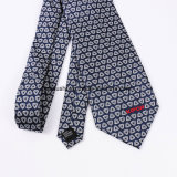 Personalizzare i legami tessuti marchio tessuti Mens di seta