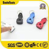 Regalo Keychain de múltiples funciones con destornillador del cuchillo