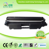 Cartucho compatible superior de la impresora laser de China para CF217A para la impresora del HP M102/130
