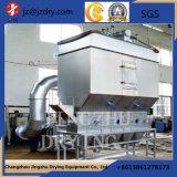 Essiccatore di fluidificazione orizzontale dell'acciaio inossidabile