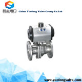 Neumático de alta temperatura 1 Válvula de esfera flotante PC
