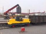 Cummins Engineが付いているRoadrailの回避のトラクター