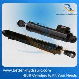 50 Fabrikant van de Cilinder van de Vrachtwagen van de Stortplaats van de ton de Hydraulische