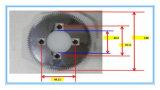 Carbide van het wolfram zag Uiteinden voor Om metaal te snijden
