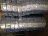 電流を通された鋼鉄残されたワイヤー