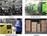 セリウム、ISOは5kVA無声移動式ディーゼル発電機を証明した