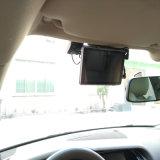 Véhicule androïde DVR 5.0inch TFT de l'appareil-photo 1080P 30fps de véhicule 170 degrés