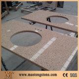 De Bovenkanten van de Ijdelheid van de Badkamers van de Producten van de Bouwmaterialen van het kwarts Voor de Vernieuwing van het Hotel