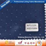 Qualitäts-Polyester-Schaftmaschine-Gewebe für Kleid-Futter Jt239