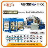 Blocchetto del cemento completamente automatico di Qt12-15D/macchina per fabbricare i mattoni vuoti concreti con migliore Guality