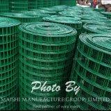 Recubierto de PVC mallas soldadas