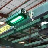 Luz pilota amonestadora peatonal verde clara de la seguridad LED de la carretilla elevadora