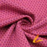 Tela elástico hecha punto de Lycra del Spandex del poliester para la aptitud de la ropa de deportes (LTT-DAZQW#)