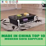 Insieme sezionale del sofà del bello cuoio domestico della mobilia