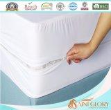 Protetor de capa de colchão com colchão com polipropileno à prova de poeira
