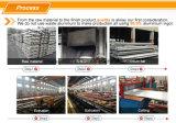 7000 het Industriële Profiel van de Legering van het Aluminium van de Machine van de Uitdrijving van de ton