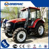 4WD 90HP LUTONG agricola usado Lt904 con un buen precio