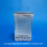 전자 물집 포장을%s 플라스틱 상자를 접히는 고품질