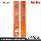 Il banco XL-360 proietta l'altoparlante attivo della colonna per l'aula