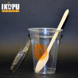 Gobelets en plastique transparent jetables pour boissons froides