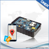 Rastreador GPS para motocicleta com montagem em antena e telefone APP