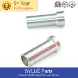 Protuberancia de aluminio