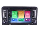Écran tactile 7 Android pour lecteur de DVD de voiture Audi A3 S3 Android 8.0 4 Go de RAM 32 GO ROM 8 Core WiFi GPS 3G