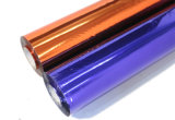 Clinquant olographe de estampage chaud en aluminium pour en bois/plastique/pp/PVC/métal/bâti d'art