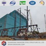 Завод стальной структуры высокого подъема тяжелый промышленный