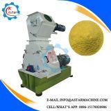 インペラーの送り装置が付いている穀物のハンマー・ミル機械