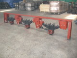 La remorque partie la suspension mécanique constitutive de l'Allemagne de remorque