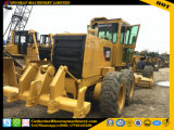 Utilizado Cat 140h de la motoniveladora Second-Hand rueda niveladora Caterpillar 140H