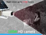 Напольные IP солнечной камеры 4G WiFi беспроволочные делают водостотьким