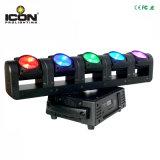 LED 점화 (ICON-M070)를 위한 새로운 5 맨 위 15W 광속 이동하는 맨 위 빛